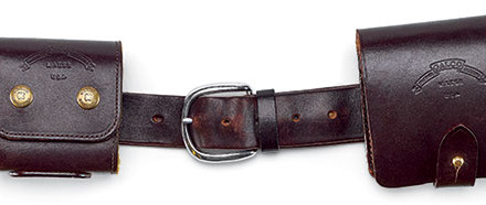 Many gun owners are unaware that Galco offers a growing line of fine leather goods for sportsmen.