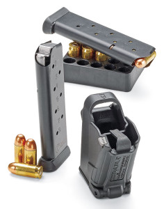 he UpLula is Maglula's best seller, and for good cause. It works for most single- and double-stack mags from .380 to .45 ACP. $39