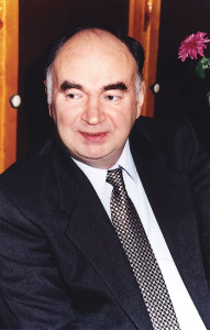"The man behind the AN94 was Gennadiy Nikonov (1950–2003). Born in Izhevsk, he would go on to have 44 patents and be named ""the best designer of the Ministry."" Photo courtesy Izhmash OJSC"