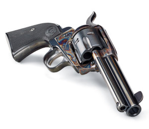 The author's Ruger New Model Vaquero is a symbol of an excellent Single Action Army that's been enhanced by renowned pistol- smith Hamilton Bowen. Alas, perfection.