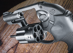 Why care about an EDC revolver chambered in something other than .38 Spl. or .357 Mag.? Because an LCR chambered in .327 Fed. Mag. offers more power and as many rounds as most compact pistols.