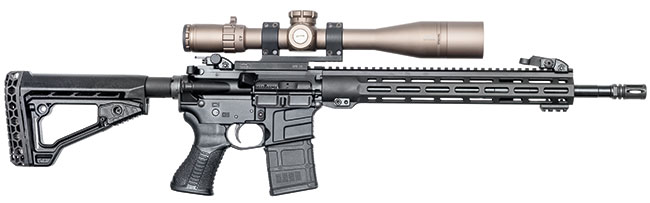 The hearts and souls (bolt carrier group and barrel) of both rifles are identical. The Recon has an excellent forend, buttpad and a forged lower receiver.