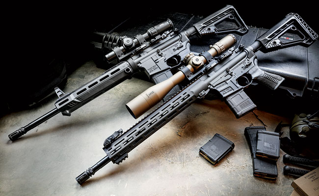 Review: The Savage MSR15 Recon And MSR15 Patrol
