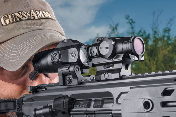 New Red-Dot Sight Combo Is Perfect For AR's