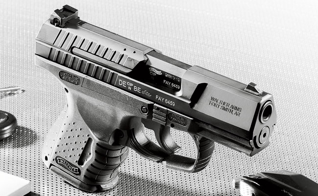 The P99c AS is ergonomic, accurate and reliable, which are all important characteristics of a defensive pistol.