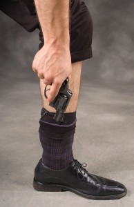 The author's Chief's Special carried in a Renegade ankle holster provides comfort and a superior fit in a rig.