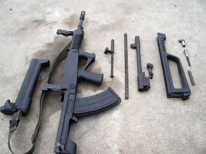 The Type 95 is a relatively simple design intended to be extremely robust. The PLA claims reliability is equal to that of the Kalashnikov.