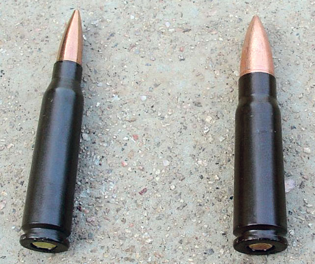 DBP87 5.8x42mm: China's High-Velocity Cartridge