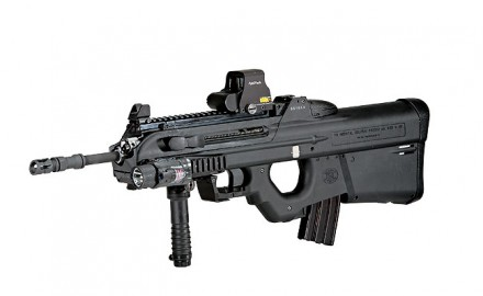 Century International Arms has come up with a truly innovative adaptation of the basic AK design.