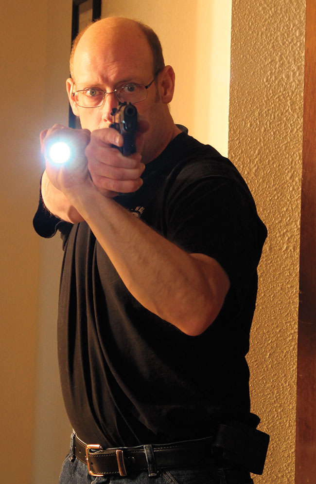 Low-Light Shooting Tactics and Self-Defense