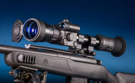 The Photon XT 6.5x50S Digital Night Vision Riflescope is solidly built and the thoughtful design of the controls and interface make acquiring targets quick and easy.