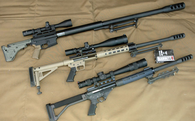 Budget Battle: Shooting .50-caliber Rifle Alternatives