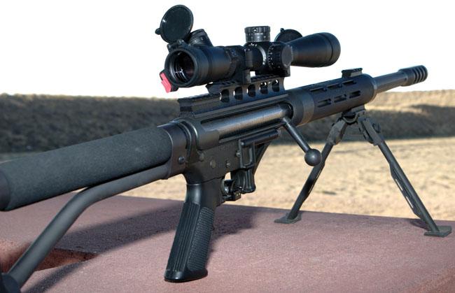 Budget Battle: Shooting  50-caliber Rifle Alternatives