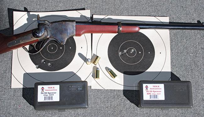 Cimarron's-Spencer-1865-target