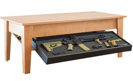 Tactical Walls has introduced a new lineup of durable and attractive concealment tables.
