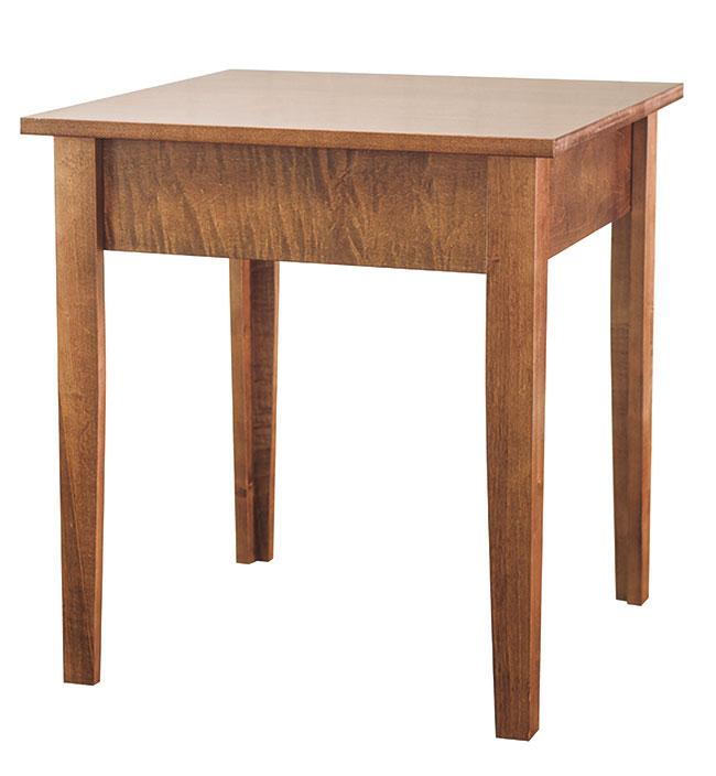 Concealment-end-table