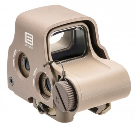 EOTech EXPS Holographic Red Dot