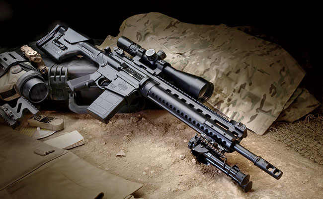 ... the LaRue Tactical Costa-Edition OBR is a collaboration between the two  brands to develop a version of the popular rifle that is set up the way  trainer ...