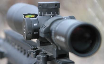 LevelSnipeScope