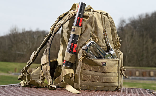 GPS Tactical Range Backpack