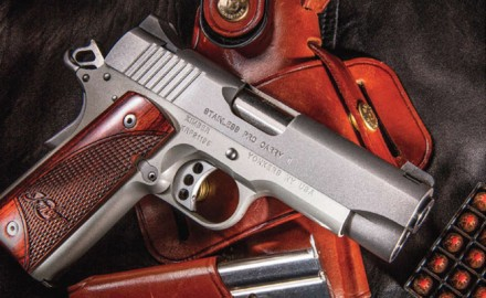 Kimber's stainless Pro Carry II keeps 1911s relevant.