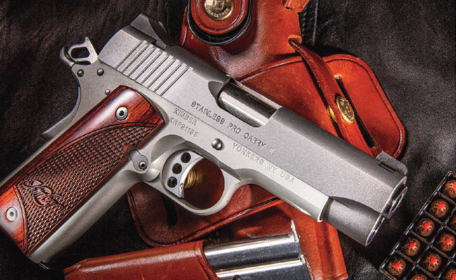 Kimber Pro Carry II Review