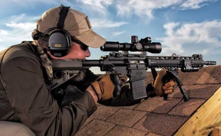 SGM Kyle Lamb shows how designing and setting up the 7.62mm AR can make every shot count.
