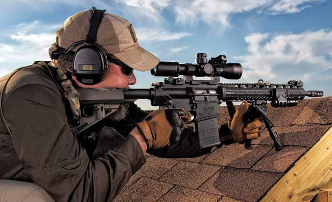 Setting Up the 7.62mm AR