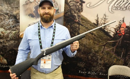 Here's a look at some of the new long-range hunting rifles for 2018.