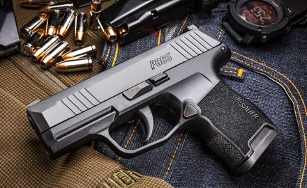 SIG Sauer has introduced a game-changing, sub-compact pistol that is truly in a league of its own. Here's a deep dive, first look at the SIG P365 9mm pistol.