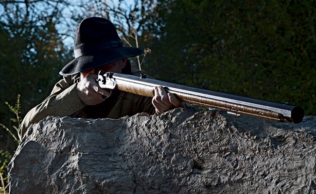 The Story of Civil War Sniper Jack Hinson and His Rifle