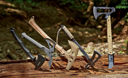 From pre-Colonial wilderness to the War on Terror, the tomahawk remains the most versatile multitool in existence.