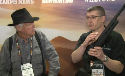 Scott Volquartsen of Volquartsen Firearms sits down with Michael Bane to talk about .22s and the Rimfire Challenge.