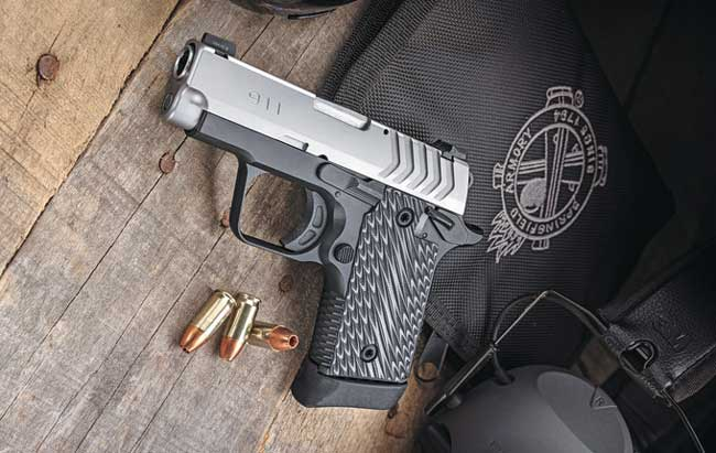 First Look: Springfield Armory 911 .380 ACP
