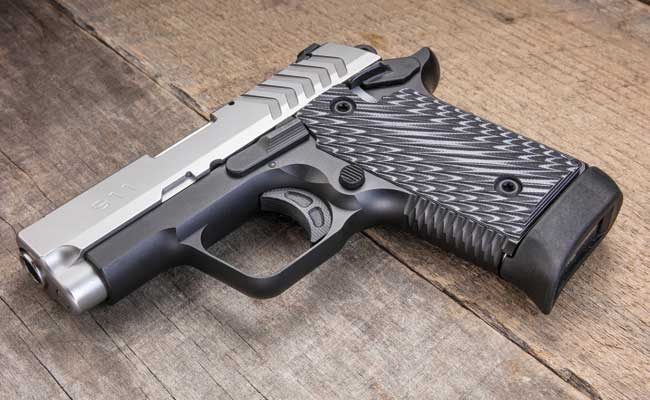 First Look: Springfield Armory 911  380 ACP