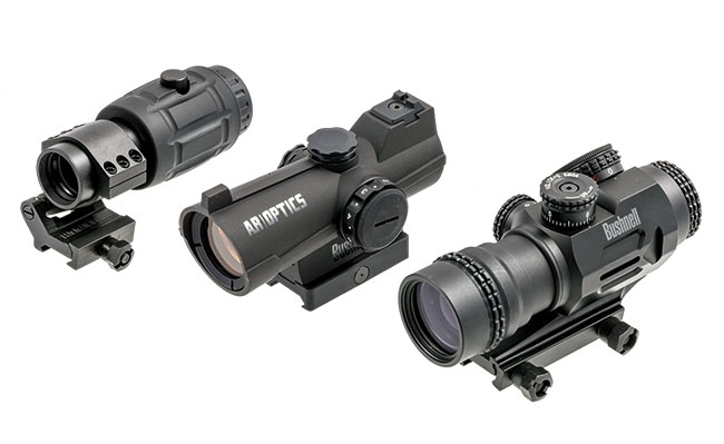 AR Optics From Bushnell