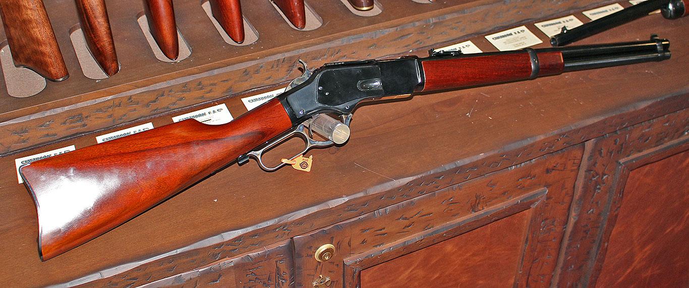 Cimarron-1873-US-marshall-rifle