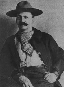 Civil War-veteran Frank Mayer