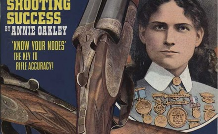 The name Annie Oakley stands above all women marksmen of the world. Her accomplishments with the rifle, shotgun and handgun have been retold for decades.