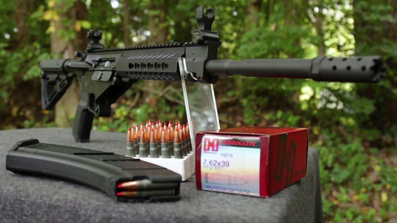 Gilboa 7.62x39 M43 Rifle