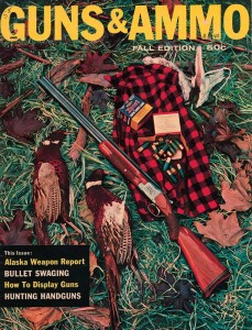 Cover of Guns & Ammo fall issue 1958 Volume 1, Issue 2