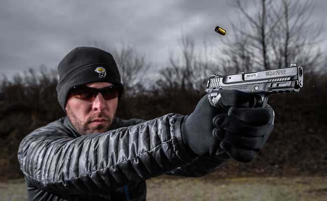 FIRST LOOK: Easy-To-Rack S&W M&P 380 Shield