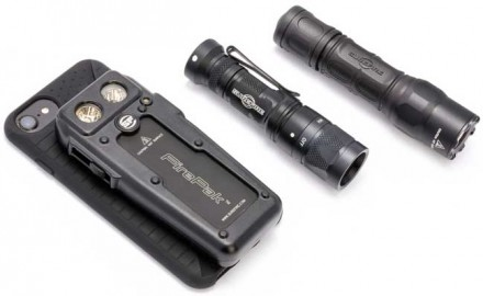 SureFire's current lineup has the armed professional market pretty wrapped up in terms of firearm mountable lights and extremely high-output illumination tools tailor-made to specific tasks for law enforcement and military end-users.