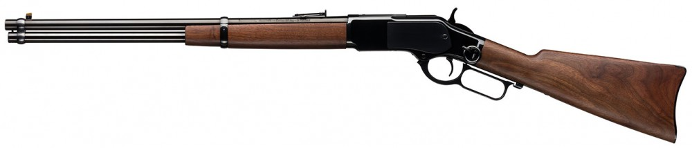Winchester Model 1873 Saddle Ring Carbine (Photo courtesy of Winchester Repeating Arms)