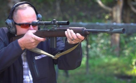 Eric Poole talks with Ron Norton of Inland Manufacturing about the rebirth of the T-30 carbine.