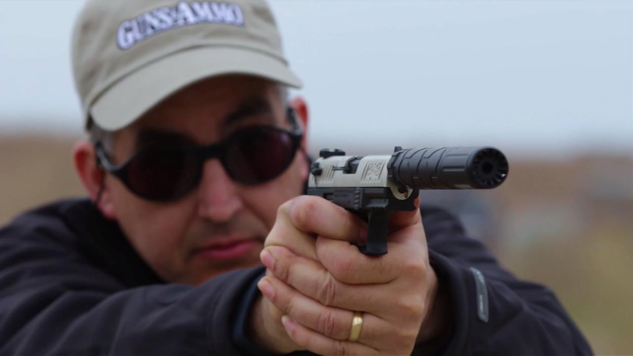 Starting from Scratch: Blackhawk Suppressors