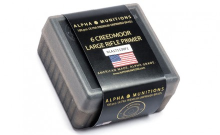 Alpha Munitions 6mm Creedmoor