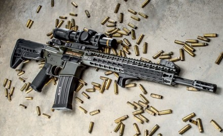 BCM builds rifles to meet the needs of law enforcement, military and civilian shooters. Their BCM Recce 16 KMR-A in .300 AAC Blackout (BLK) is no exception.