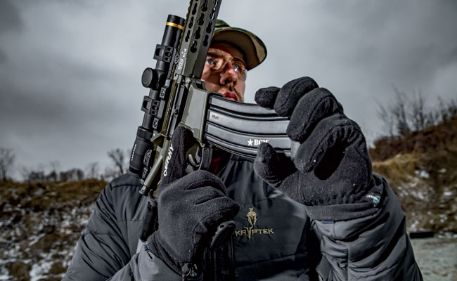 Much like the original Recce rifle developed by U.S. Navy SEAL Team armorers, the BCM Recce KMR-A provides shooters with a long list of enhancements over an issued M4.