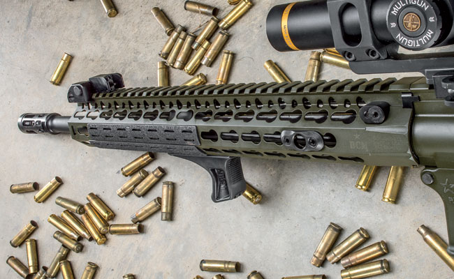 BCM brings together some of the most experienced gunfighters in the world to recommend improvements to BCM's already stellar line of Gunfighter accessories.